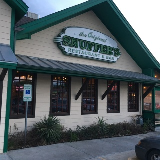 Snuffers Original Location