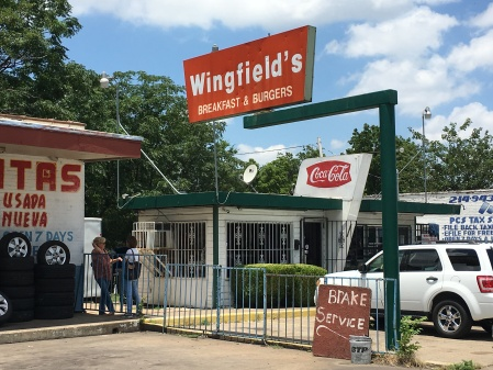 Wingfield's Finals Location